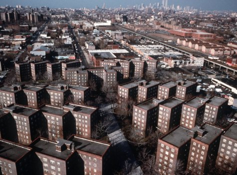 Housing projects in Brooklyn, New York City